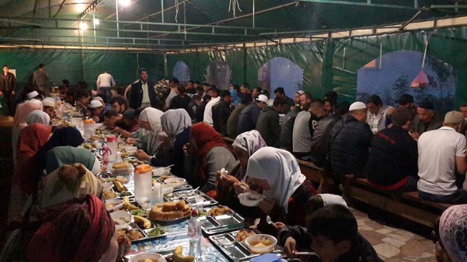 kırım iftar