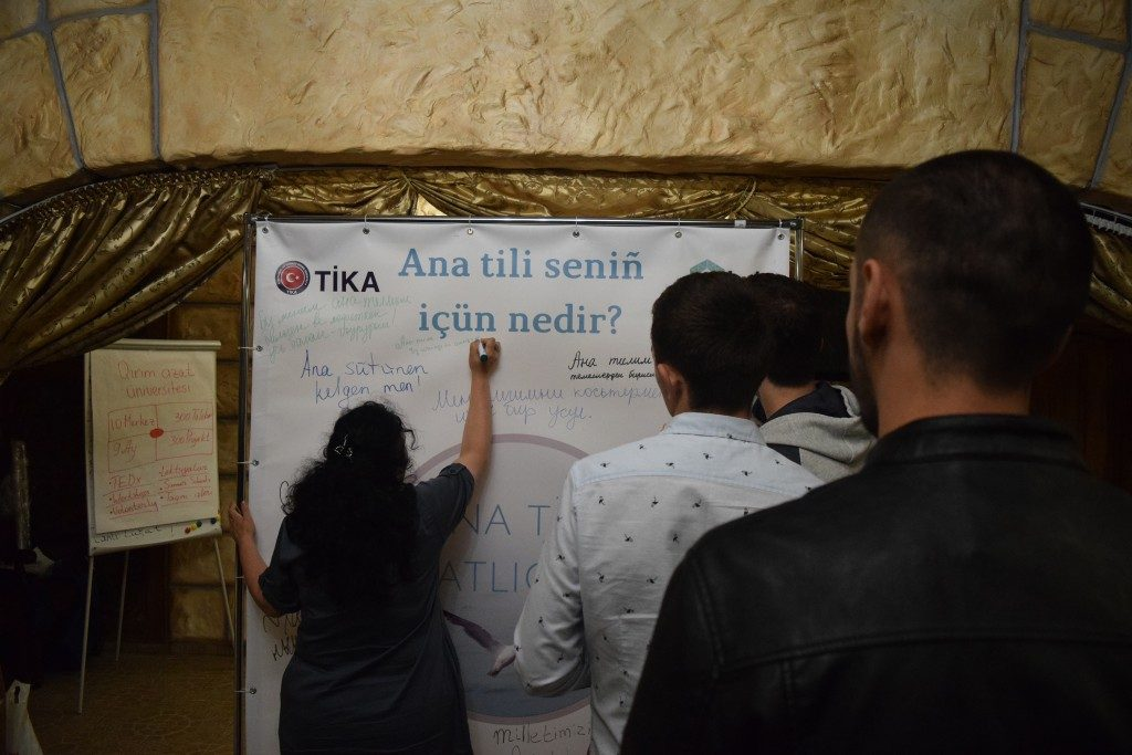 Kırım Tatar Dili Forumu Ukrayna