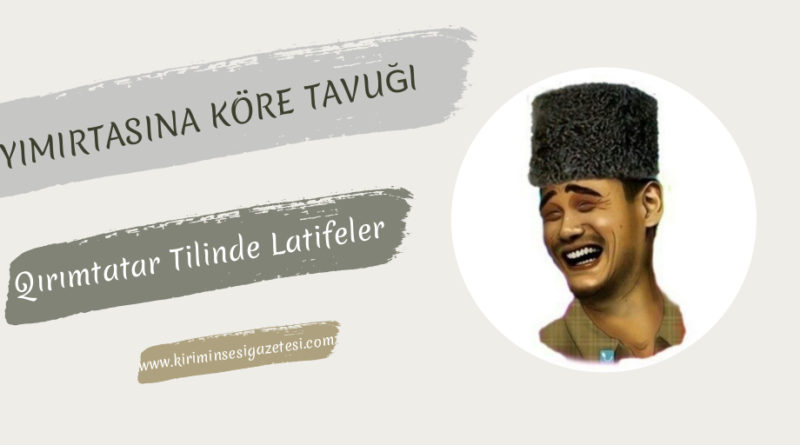 Kırım Tatar Latife