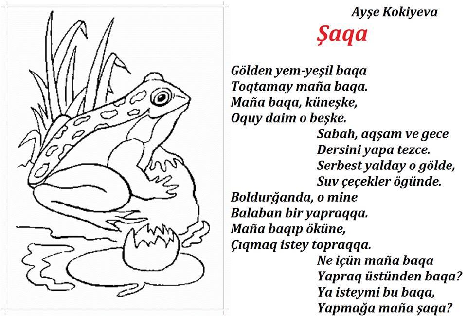 kirim tatar çocuk şiirleri