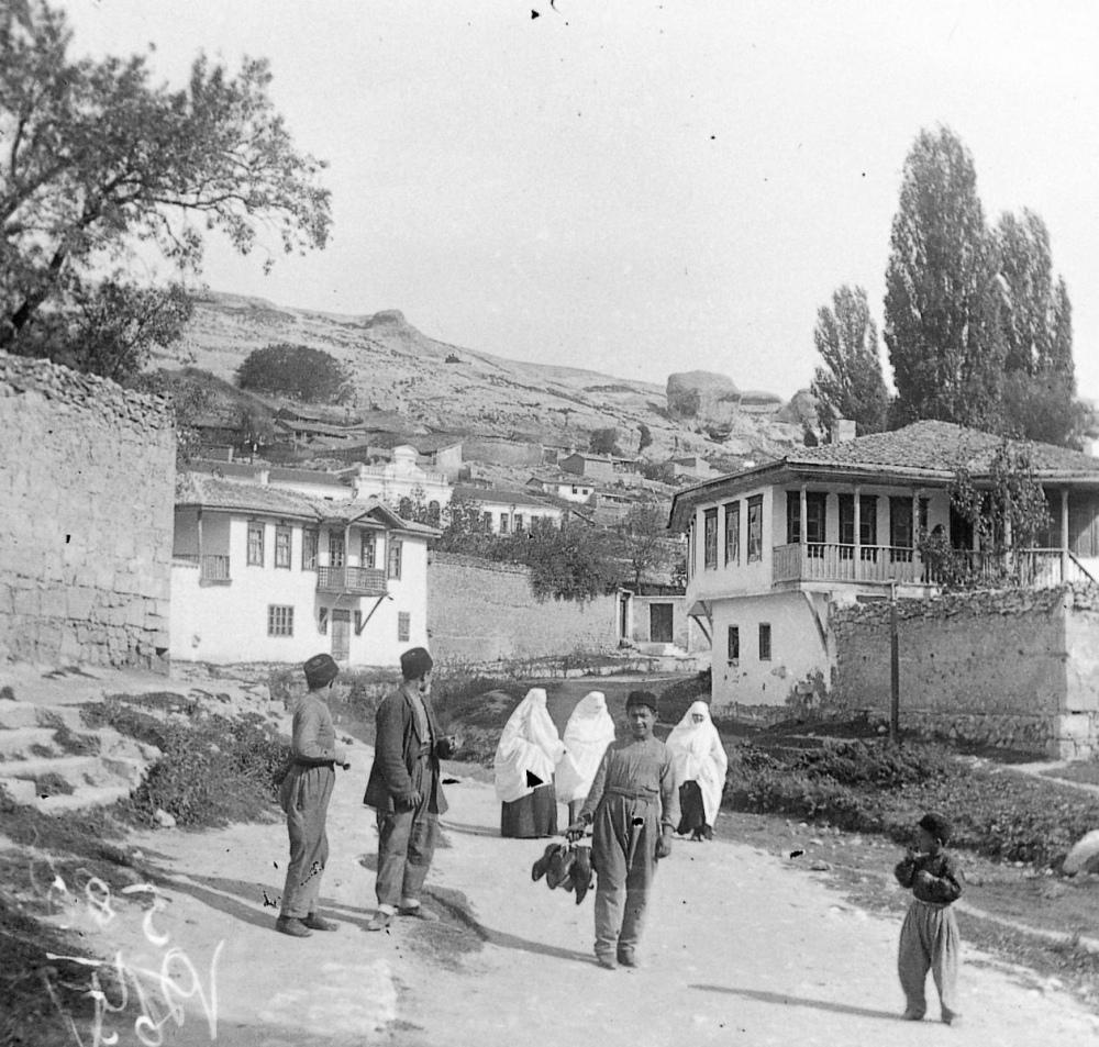 bahçesaray - kırım