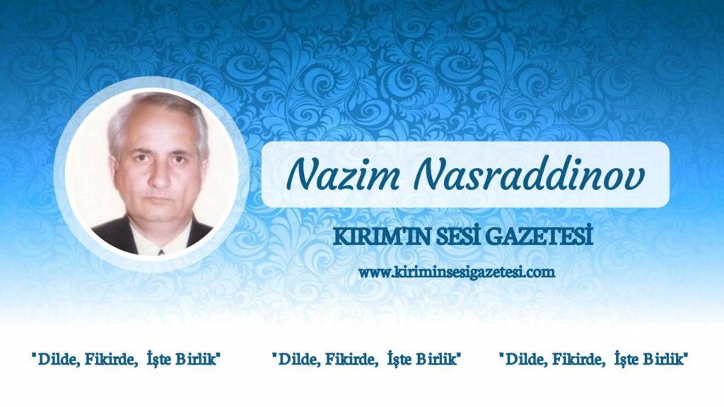 Nazim Nasraddinov