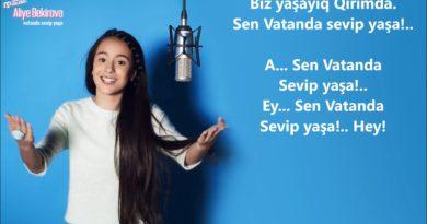 Aliye Bekirova -Biz Yaşayıq Qırımda, Sen Vatanda Sevip Yaşa !