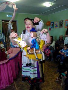 """Kırımda Engelli Çocuklar ve Ergenler için """"İyi Ruh Hali Günü"""""""