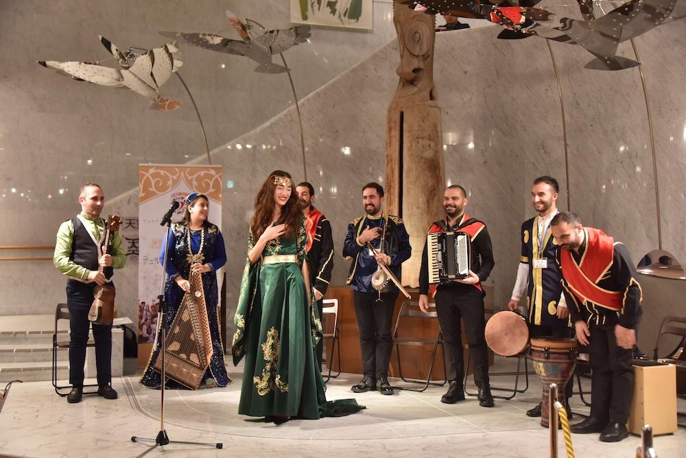 TÜRKSOY Halk Çalgıları Orkestrası