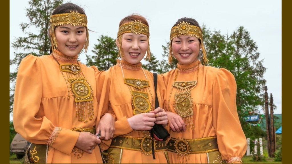 saha türkleri - yakutistan