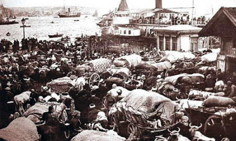 kırım tatar göç