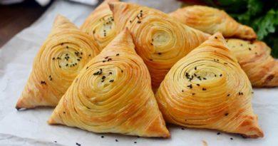 Kırım Tatarlarının Mutfak Kültürü 'Samsa'