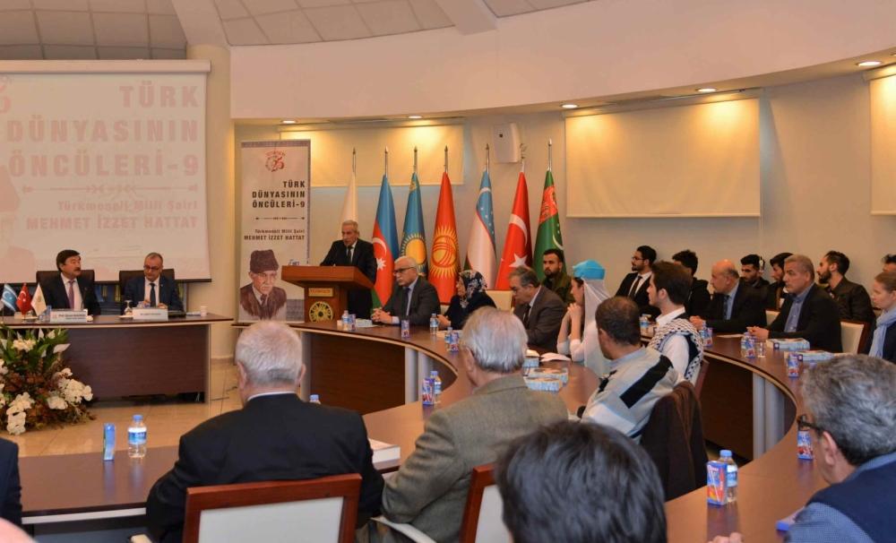 Türk Dünyası Öncüleri - Türkmeneli Milli Şairi Mehmet İzzet Hattat