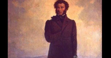 Aleksandr Puşkin