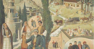 Kırım Tatar Ata sözleri