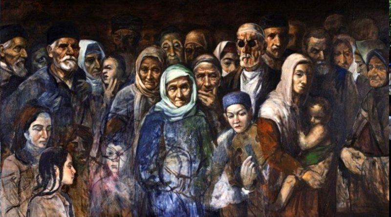 Kırım Tatarlarının Sürgün Kronolojisi
