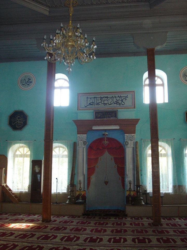 Esmahan Sultan Camii