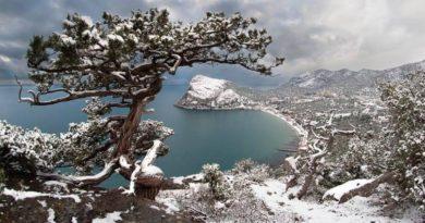 Kış mevsimi bir başka güzeldir KIRIM'da…