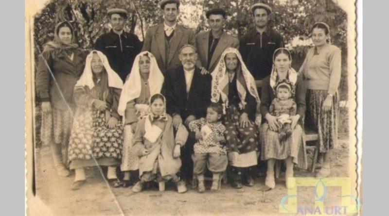 kırım tatar aile