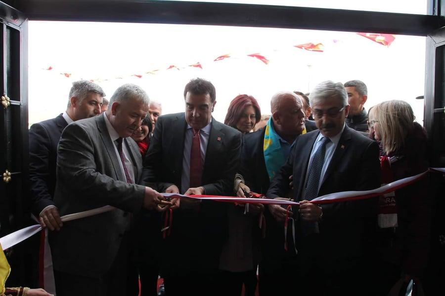 çatalca  kırım türkleri sosyal tesis açılışı