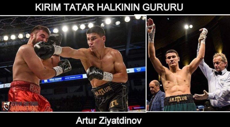 artur ziyatdinov