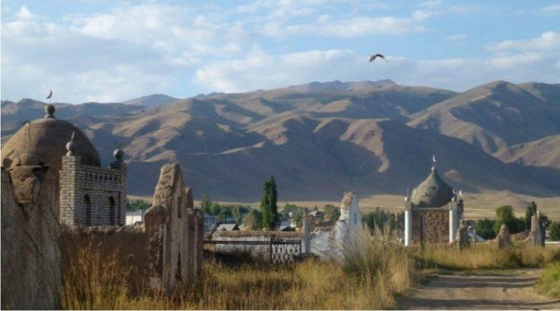 """Kırgızistan'ın Oş kentinin, """"Türk Dünyası Kültür Başkenti"""" töreni düzenlendi"""