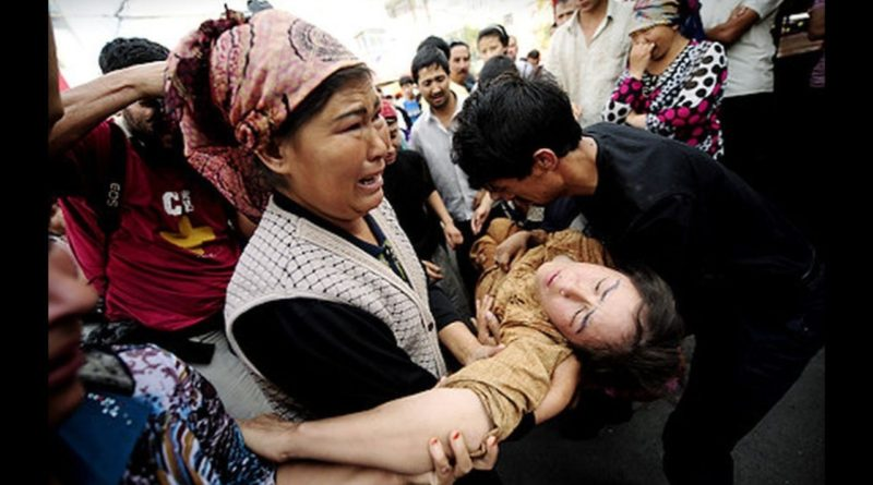 Çin'in toplama kamplarında Uygur kadınlara tecavüz
