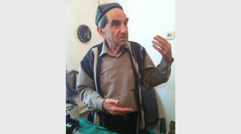 Ayder Asanov vefat etti