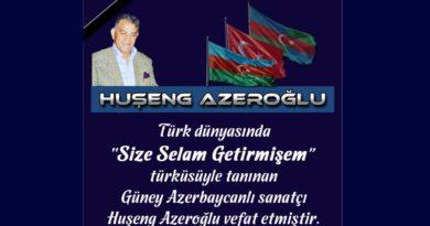 Huşeng Azeroğlu