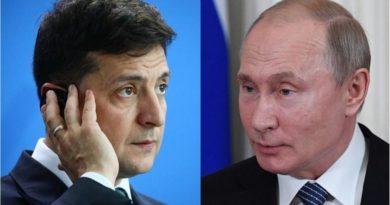 Putin ve Zelenskiy telefonda görüştü