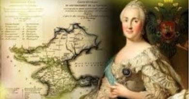 Rusya Kırım'ı İşgal Etti 1783