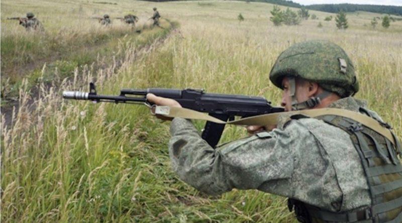 Rusya, Kırım'da tatbikat gerçekleştiriyor
