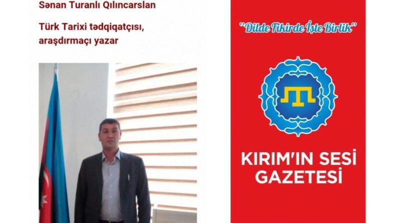 Sənan Turanli QılıncArslan