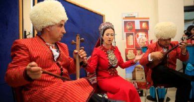 Türkmen kültürü