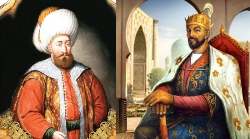 Sultan Yıldırım Beyazıt Han ile Başbuğ Emir Timur