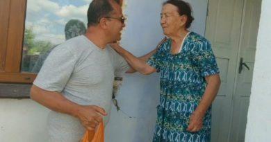 Kurbanını Kırımda Kes