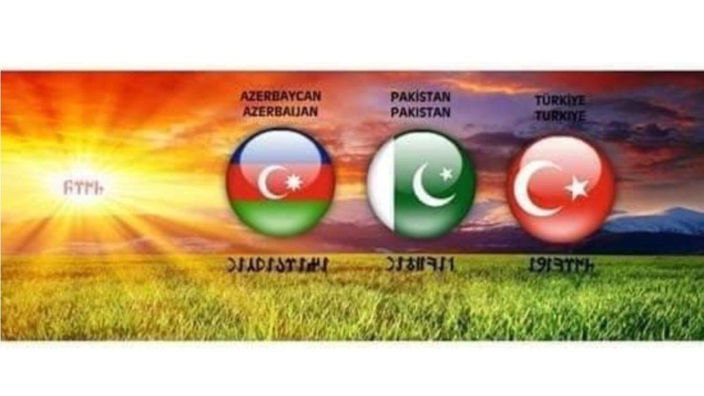 azerbaycan pakistan türkiye