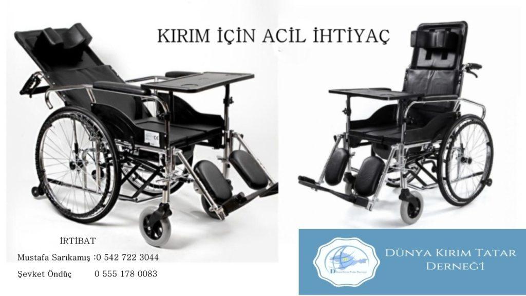KIRIM'DA ENGELLERİ BİRLİKTE AŞALIM