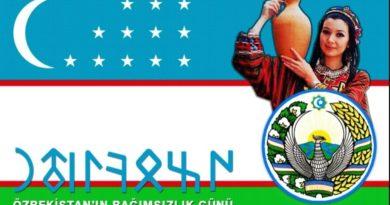 Özbekistan'ın Bağımsızlık Günü