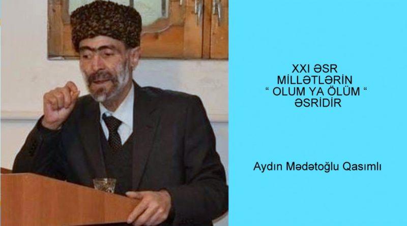 Aydın Mədətoğlu Qasımlı