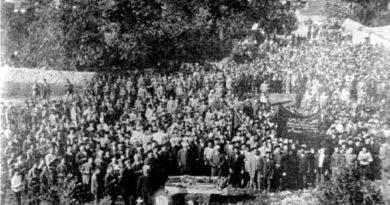 ismail bey gaspıralı cenaze töreni