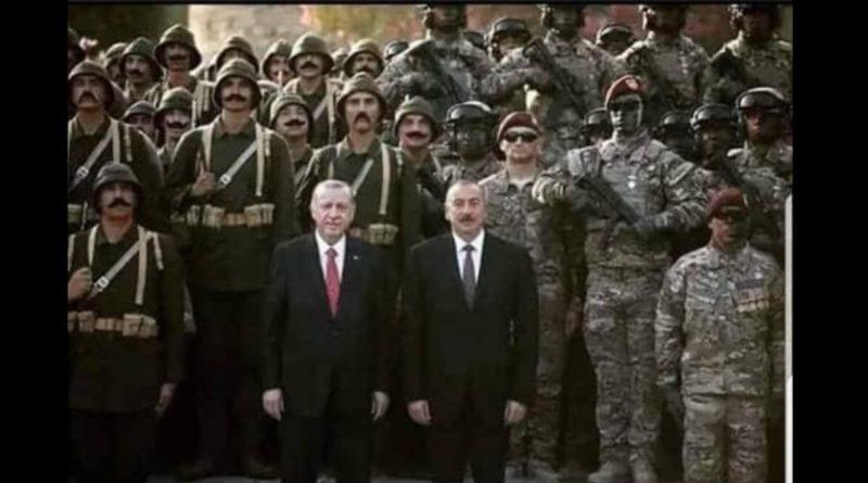 recep tayyip erdoğan - ilham aliyev