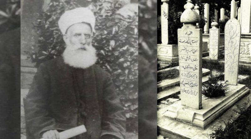 Said Ünsizadə mezarı