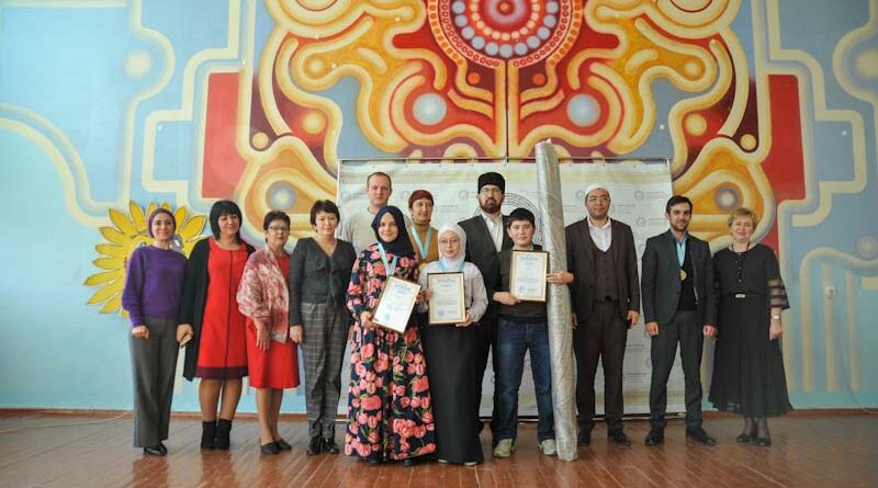 Kırım'da İslam Tarihi yarışması