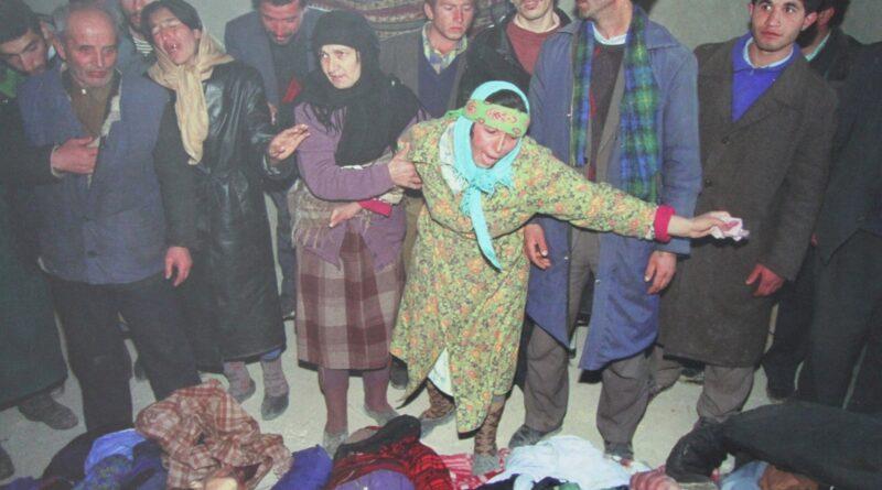 Azerbaycan'daki Ermeni Vahşeti