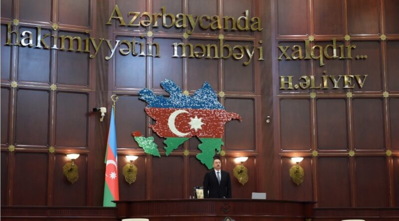 Azerbaycan parlamentosu,