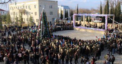 Türkiye'den cephe hattında görev yapan Azerbaycan ordusuna moral konseri