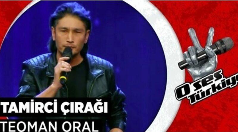 O Ses Türkiye'de Tatar Teoman Oral