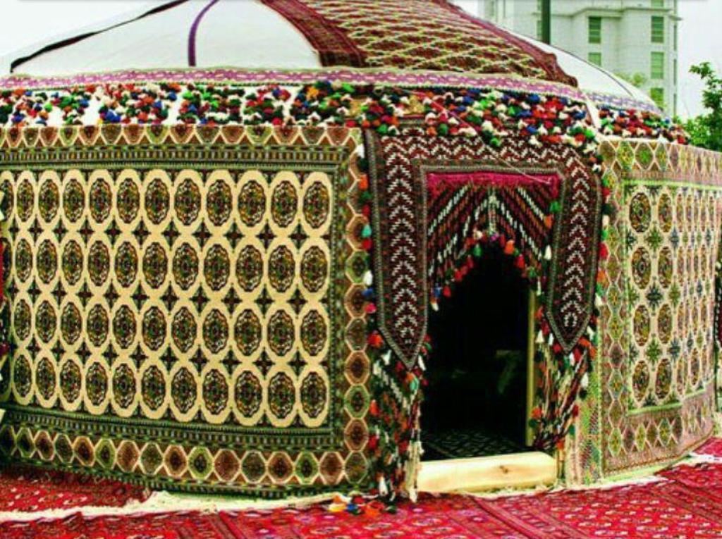 türkmenistan düğün hazırlıkları